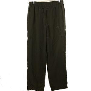 Nike Pants - Nike mesh lined warm-up sweatpants EUC S